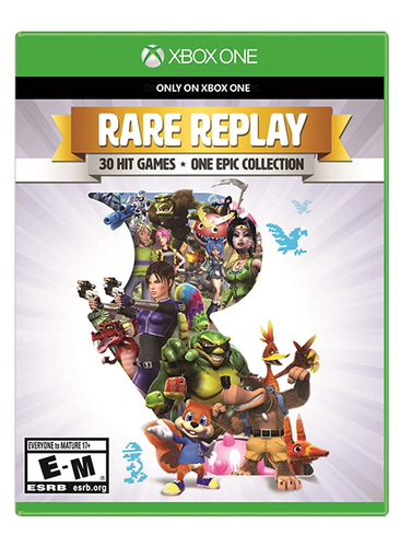 Rare Replay - 30 Games, one awesome package.