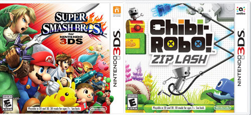 Which Nintendo 3DS game do you want?