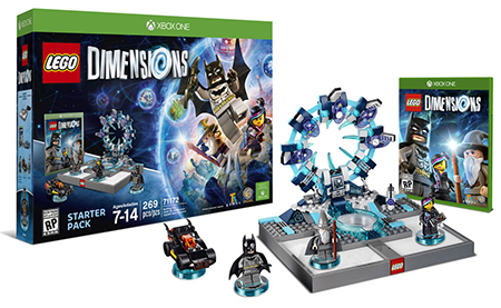 LEGO Dimensions is available for all popular platforms