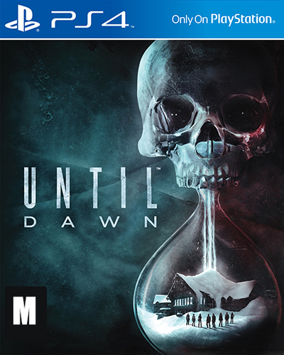 Shopping for an older sibling? Until Dawn is a great choice.