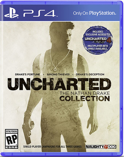 Uncharted Collection is a must own for action-adventure fans!