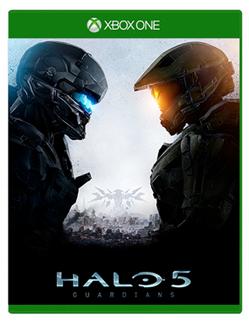 Halo 5: Guardians is available now!