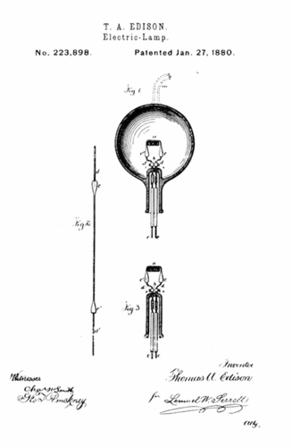Thomas Edison's Top 3 Inventions