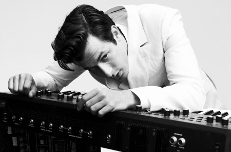 Mark Ronson is a producer, singer, DJ and musician