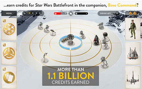 That's a lot of credits!