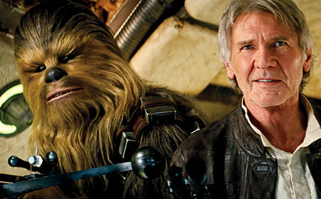 Chewie, we're home!