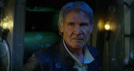 Han is back in his element