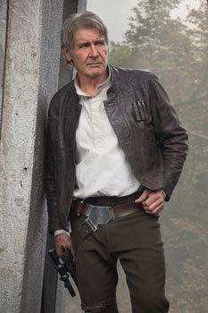 Harrison still has that Han Solo vibe!