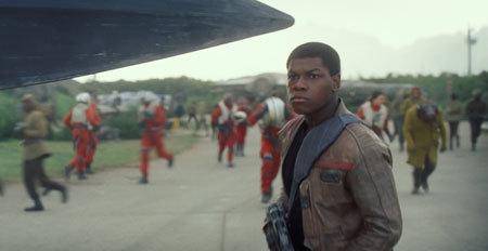 Finn joins the rebels