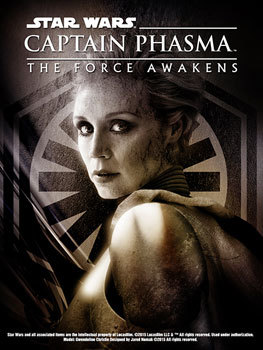 Captain Phasma poster