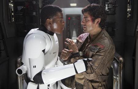 Defecting Finn will help Poe escape