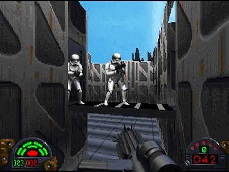 Take on Storm Troopers!