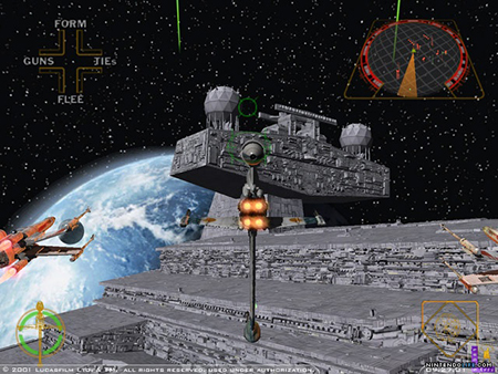 Take on The Empire in all sorts of awesome Star Wars ships.
