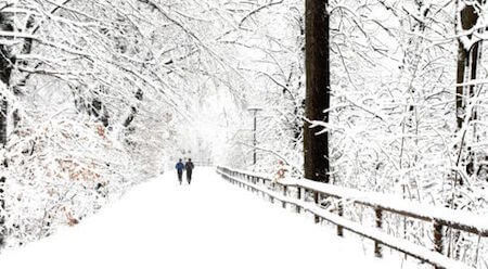 Winter is such a beautiful season!