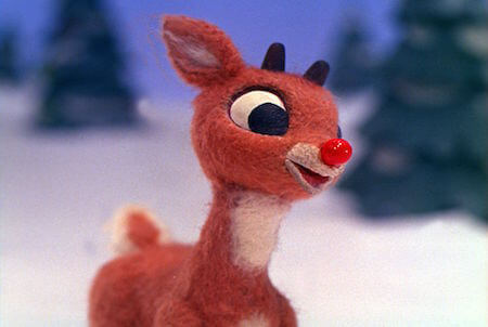 The 1964 Rudolph movie is a classic!