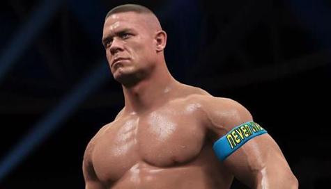 John Cena is ready to rumble!