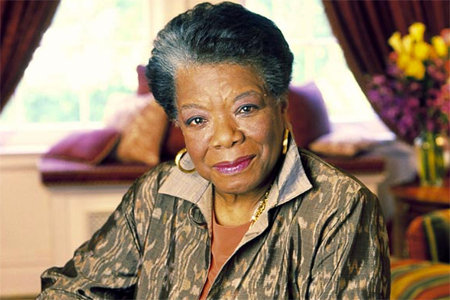 Maya Angelou was an author, dancer, director and more!