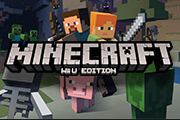 Preview minecraft wii u preview