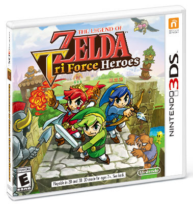 The Legend of Zelda™: Tri Force Heroes