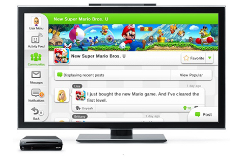 Nintendo's online presence could be so much greater.