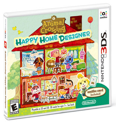 Animal Crossing™: Happy Home Designer