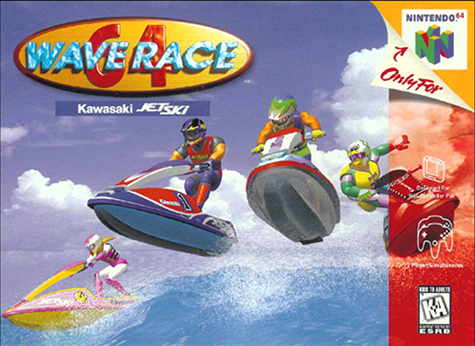 Wave Race needs to make a return!