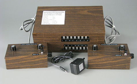 The original Brown Box, created by Ralph H. Baer.