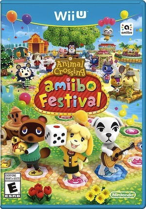 Animal Crossing: amiibo Festival is available now for Wii U!