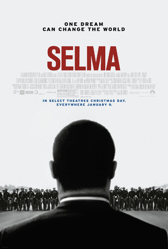 Selma is about Martin Luther King and the Civil Rights Movement