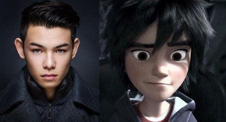 Ryan Potter as Hiro