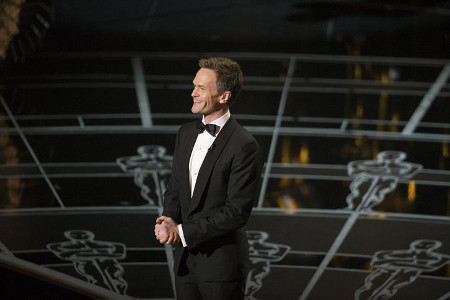 Neil Patrick Harris hosted the awards Sunday night