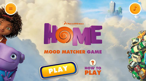 Play the Moodmatcher Game