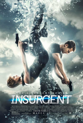 The Divergent Series: Insurgent Poster