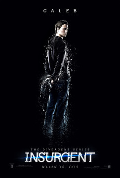 Poster featuring Caleb (Ansel Elgort)