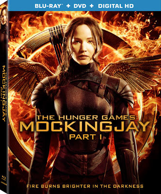 The Hunger Games: Mockingjay Part - 1 Blu-ray