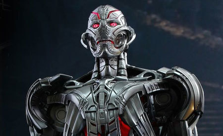Ultron (voice of James Spader)