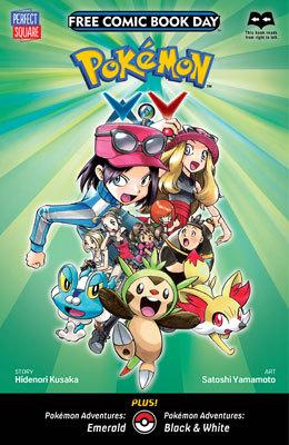 Pokémon Comic