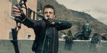Hawkeye, watch out!