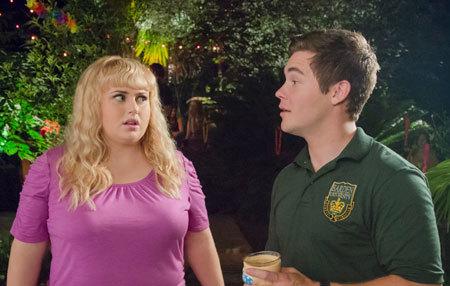 Amy and Bumper (Adam DeVine)