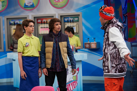 Science meets snowboards in Max and Shred