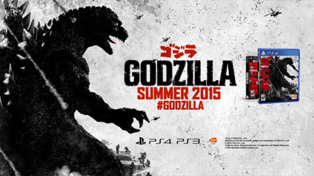 Godzilla stomps onto PS3 and PS4 with new features