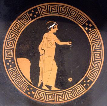 Ancient Yo-Yo