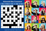Preview glee crossword pre