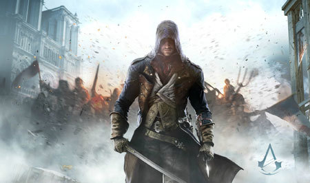 We're getting the name for the new Assassin's Creed