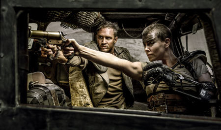 Furiosa protects her own