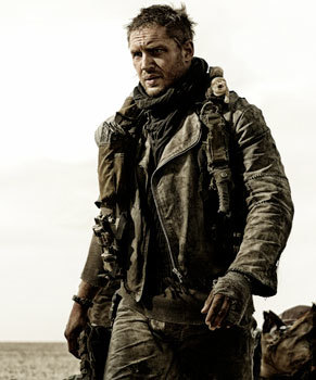 Tom Hardy as Max