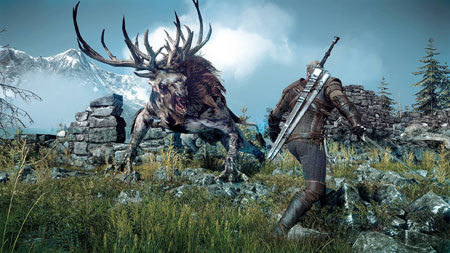 Witcher 3 is getting an update for the Xbox One!
