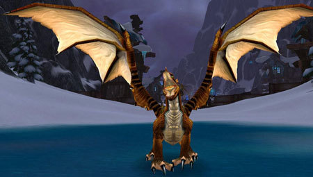 You'll soon be flying in Draenor!