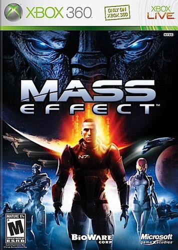 Play Mass Effect and more on Xbox One!