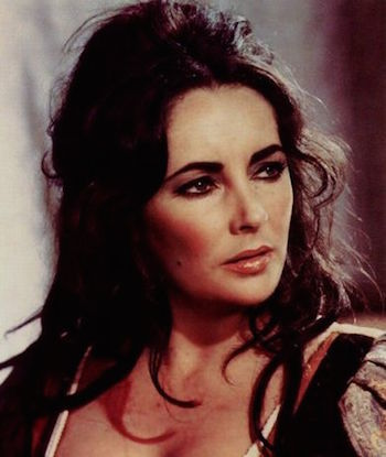 Elizabeth Taylor starred in the film adaptation of The Taming of the Shrew